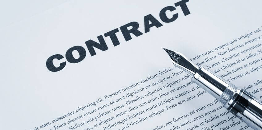 contract with your PDA