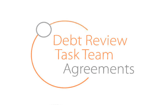 Debt-Review-Task-Team-Agreements